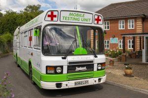 Antibody testing for CV-19 @ David Lloyd Swansea